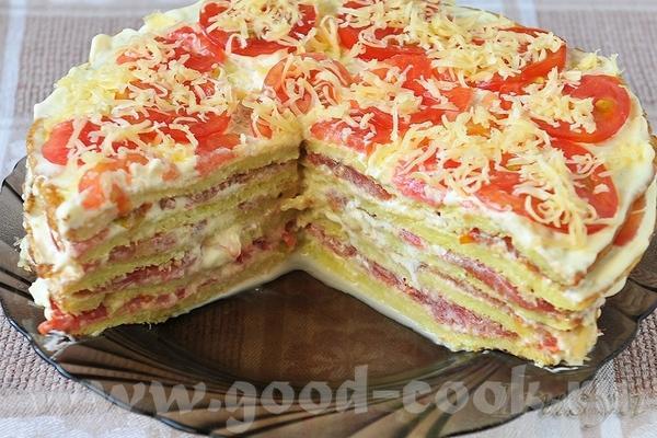 По Наташиному совету решила действительно сделать галерею кабачкового тортика с вашими замечательны... - 7