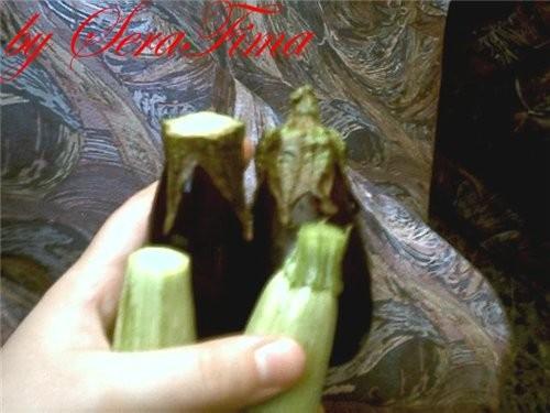 ОбЭд Куса и бэтэнджан махши Фаршированные кабачки и баклажаны в томатном супе - полкило маленьких к... - 2