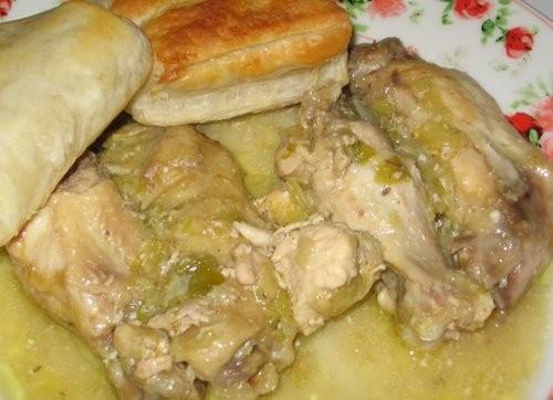 Курица с луком-пореем Фотографии не очень аппетитные, зато блюдо вкусное, нежный соус - 2