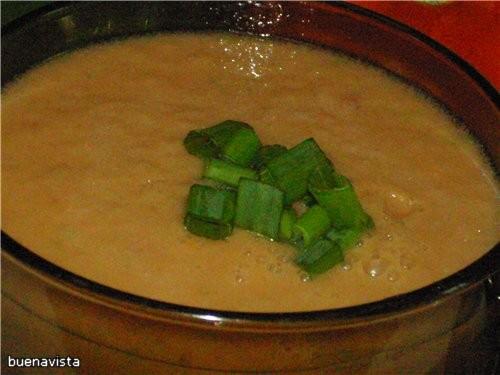 Очень летний освежающий суп из испанской кухни - 2