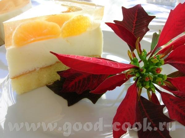 Мне кажется, к новогоднему столу лучшего десерта не придумать
