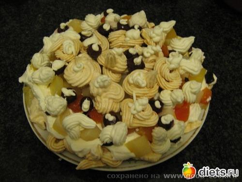 тортик Павлова