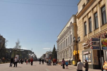 Пешеходная улица - 5