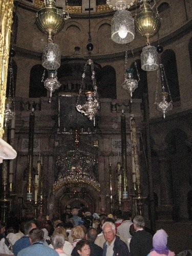 Кувуклия (гробница) Иисуса Христа - 2