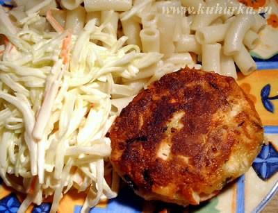 Сколько наготовила Вкусненько как Сегодня у нас были макароны с крабовыми котлетами с сыром и крабо...