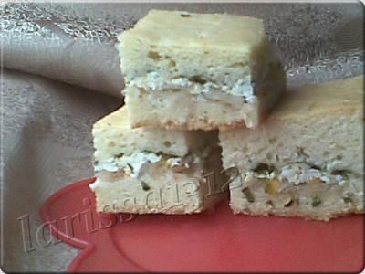 Сегодня я хочу предложить вашему вниманию потрясающе вкусный пирог - 4