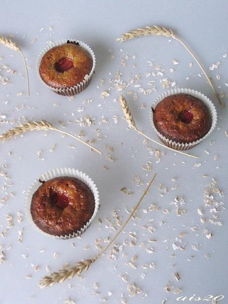 Овсяные кексы с абрикосами