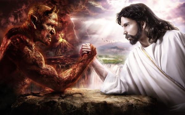 бог и дьявол- duell-