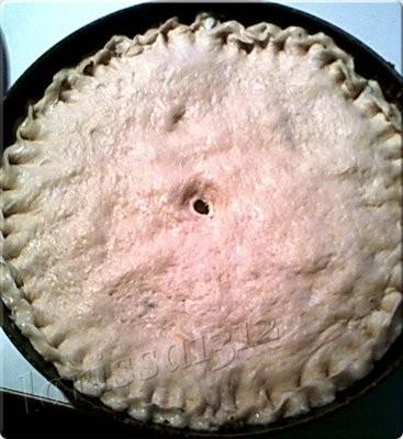 Сегодня я хочу предложить вашему вниманию потрясающе вкусный пирог - 3