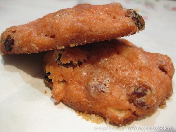 Печенье, которым я хочу вас угостить, не очень фотогеничное, но зато очень ароматное и вкусное Пост...