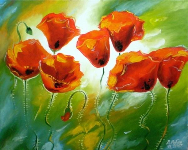 Хочу познакомить вас с другим художником Виталий Рубан Вот его сайт А вот некоторые работы