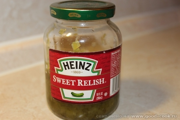 """Сэндвич """" Айсберг"""" Нам понадобится Крекер солёный у меня получилось 24штуки Сметана 400 гр Болгарский перец 1/2 Мар... - 2"""