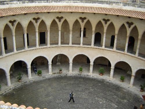 Потолки Центральный двор - 2