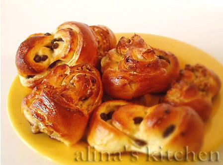 Сладкие булочки к завтраку от Alina Сладкие булочки к завтраку от Alina и Шаг за шагом -> Блюда из... - 2