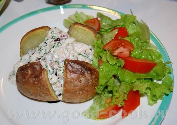 Традиционное шведское блюдо