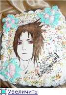 торт для близняшек розовые кроссовки торт поляна сказок торт Саске из Наруто №1 тортСаске из Наруто... - 8