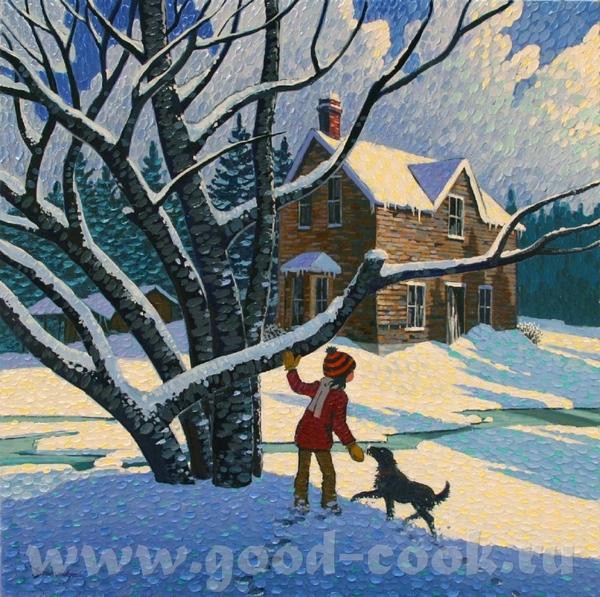 Зимняя сказка- oдно из самых красивых времён года Ted Blaylock Sam Timm Randy Van Beek Richard B... - 2