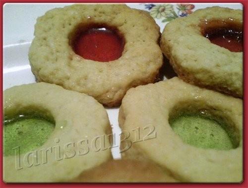 По рецепту Оли - jalo пекла очень красивое и вкусное печенье - 2