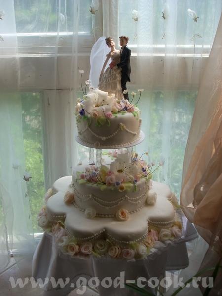 Свадебный торт - 2