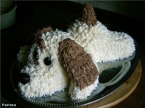 "а у меня вот такой торт ""нарисовался"" - 2"