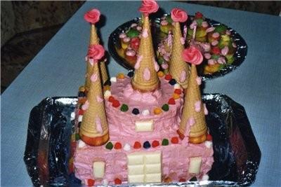 Покажу ка и я свой тортик,только прошу ногами сильно не стучать - 2