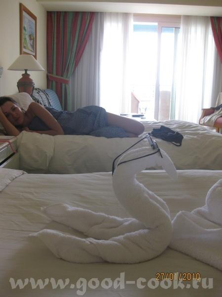 я как и Оля ( ) ездила в Египет в Шарм эль Шейх, отель Hilton Waterfalls (*****) - 6