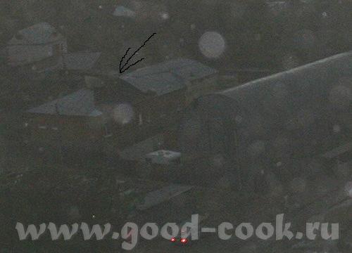 До нас вчера вечером московский ураган дошёл