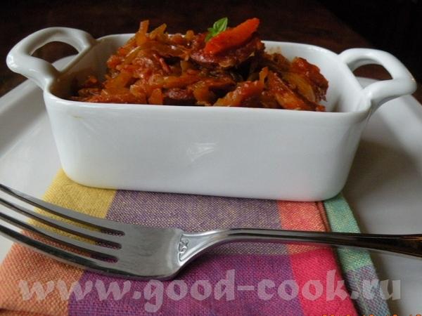 Просто Шницель из индейки с жареной картошкой ,капустой и с соусом Чили Лосось жареный с салатом ка... - 7