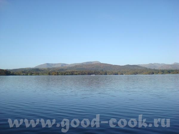 отчитываюсь о поездке в Озерный край (Lake District) в пятницу рано утром выехали мы, взяли курс на... - 2