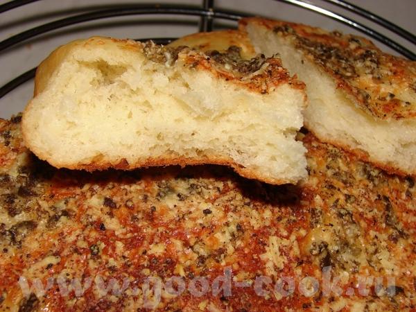 Фокачча с картофелем по Итальянски Рецепт тут - 2