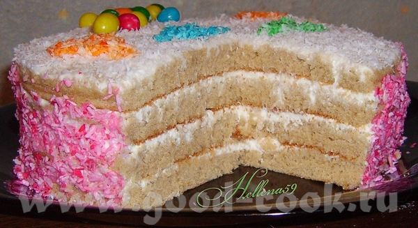 Торт Валентинка - 3