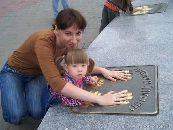 Это еще фото из Челябинска с фотоаппарата сестры, так что тут даже есть я) Дочка с двобродным братом Это снова ЦПКи... - 6