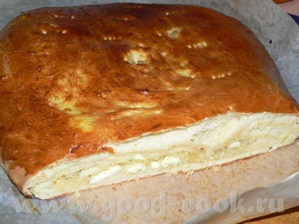 Пирог с капустой ТЕСТО: 2 ч - 2