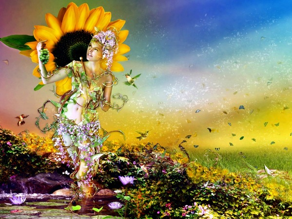 Богиня лета