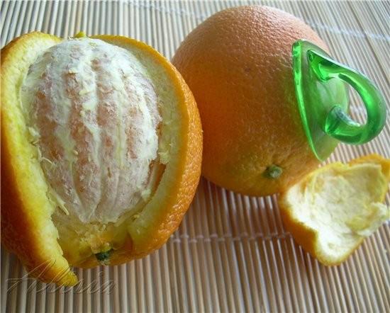 Кухонные хитрости или то что облегчает нам жизнь Мини нож для снятия цедры с апельсина/лимона/ грей... - 3