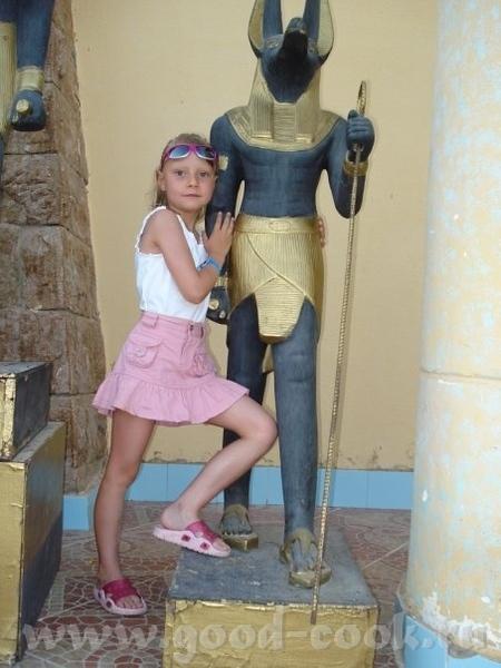 Моя старшая дочка в этом году отдыха по семейной путевке в Хургаде - 6