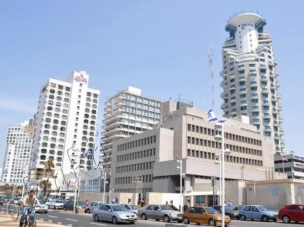 От Мигдаль-Опера до самого центра Тель-Авива тянется роскошный морской бульвар - 2