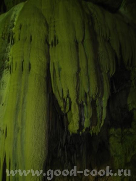 В Ново-Афонских пещерах