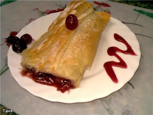 Пошаговый рецепт дрожжевого теста для пирога