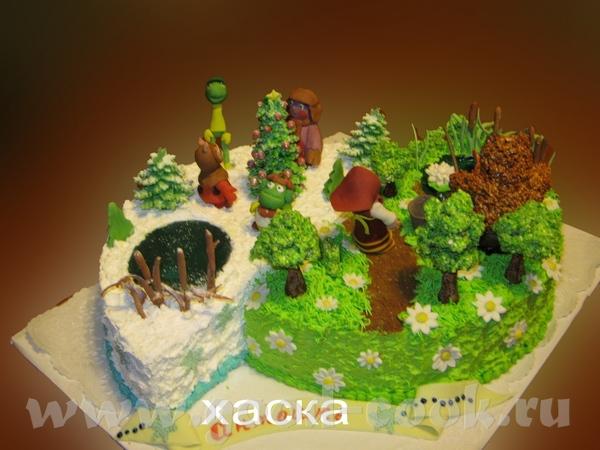 тортик очень