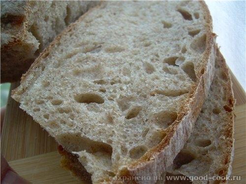 Оля,готовила твой хлеб Pane Valle Maggia , вкус отличный с легкой кислинкой что надо, успела фото щ...
