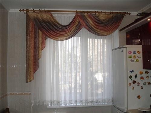 Какая кухонька у тебя красивая и светлая И мне нравиться когда балкон с кухни ( но у меня такого сч... - 6