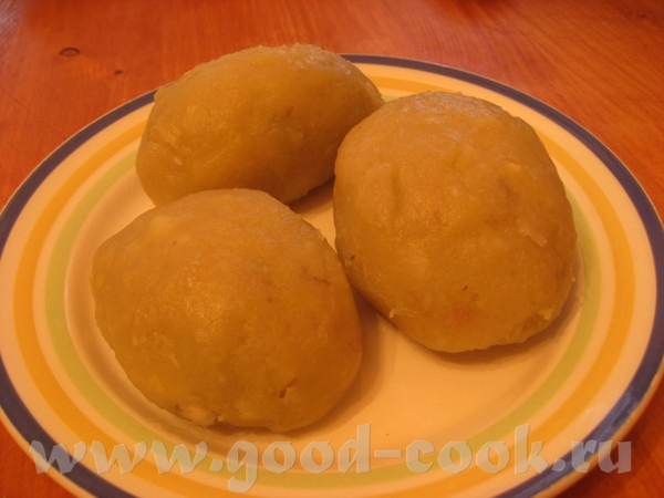 КАМДИ ПЯН-СЕ (паровые пирожки из картофеля) Рецепт от мамы Тесто: 500 гр