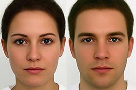 ИДЕАЛЬНЫЕ МУЖЧИНА И ЖЕНЩИНА В научной работе под названием Beautycheck психологи поставили себе две...