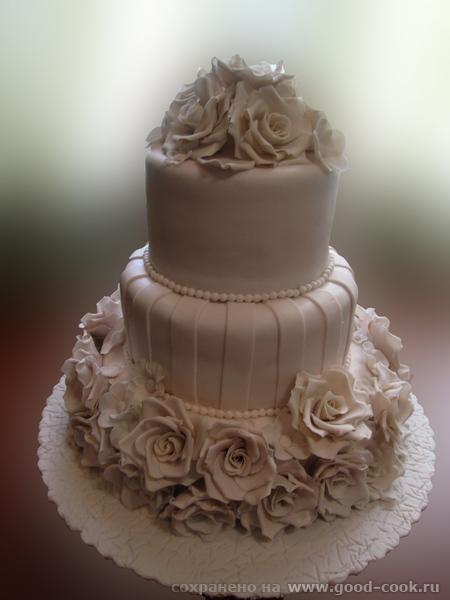 свадебный айвори