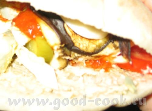 Саби(а)х Еще одно популярное блюдо израильской кухни, правда в продаже встречается реже фалафеля и... - 5