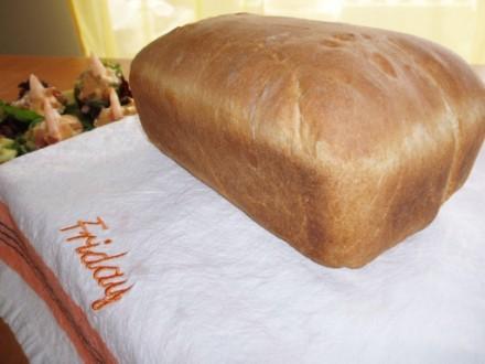 Пожалуй начем с хлебушка