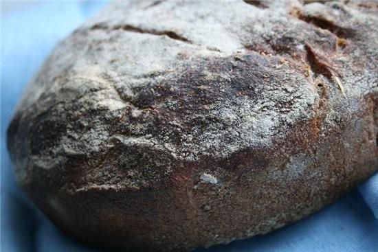 Парижский цельнозерновой хлеб Лайонела Полиана (Lionel Poilвne bread of Paris ) Основа рецепта и ви...