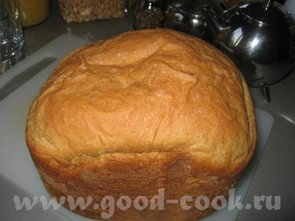 Я раньше имела привычку,хлеб после выпечки закрывать полотенчиком,не,ну не то чтобы совсем укутыват...