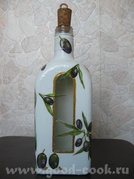 Очень понравились бутылки, но парусник просто классный - 3